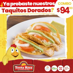 Taquitos-Dorados